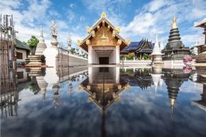 泰国清迈自由行机+酒 6/7日游