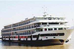 长江三峡游轮 重庆往返3日游