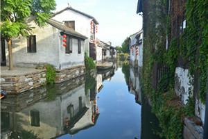 华东五市、拈花湾、乌镇、南京夫子庙双飞六日游