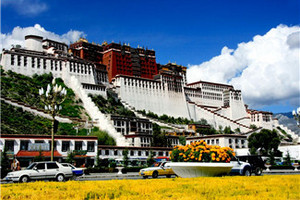 西藏拉萨、林芝、羊湖、日喀则十日游