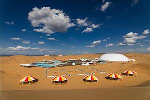 内蒙古呼和浩特、大草原、沙湾双飞五日游