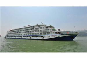 维多利亚三号游轮 长江三峡单程三日游