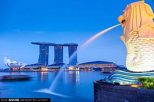 生态度假新加坡、马来西亚6日游