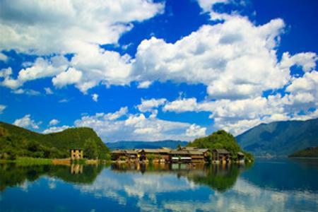 西昌邛海、泸沽湖双汽四日游