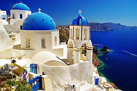 希腊浪漫8日游