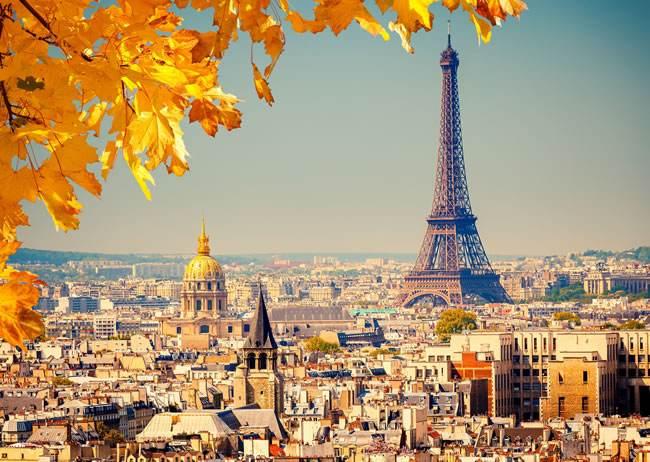 重庆法国签证旅游探亲访友商务申根地区