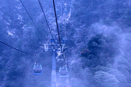 重庆南川金佛山冰雪纯玩一日游