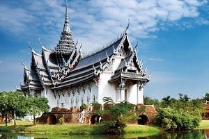 重庆白班机直飞泰国曼谷芭提雅格兰岛出海6日游0自费