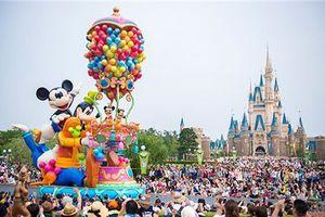 日本双园东京迪士尼乐园大阪环球影城三古都6日游