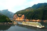 【新高湖号】长江三峡单程二日游