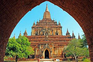 缅甸曼德勒+蒲甘+内比都6日跟团游