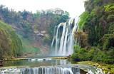 贵州黄果树瀑布、西江千户苗寨、荔波小七孔、青岩古镇双动5日游