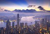 香港/澳门5天机+酒自由行