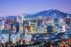 韩国首尔一地4+2班自由行6天5晚