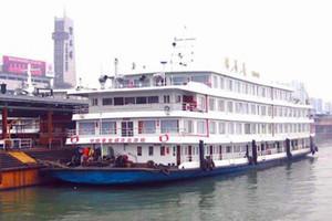 【银月亮号】长江三峡单程二日游