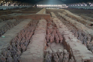 陕北盛典—西安双动六日游