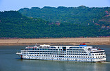 长江黄金1号_三峡旅游跟团单程三日游(万州登船)