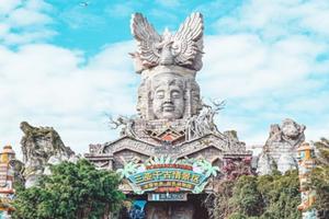 重庆到三亚5日旅游一价全包游报价<南山+玫瑰谷+天涯海角>