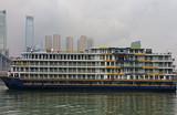 美国维多利亚凯蒂号游轮_宜昌到重庆三峡单程五日游