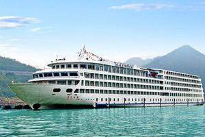 总统八号_重庆登船三峡单程四日旅游报价