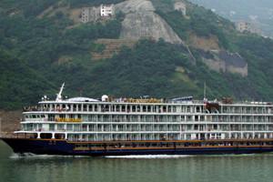 美国维多利亚凯娜号_三峡(上水)单程五日游