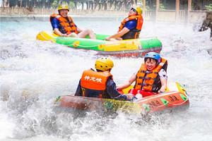南川神龙峡漂流一日游