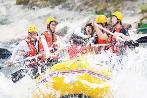 巴南龙泉谷高山泉水漂流一日游