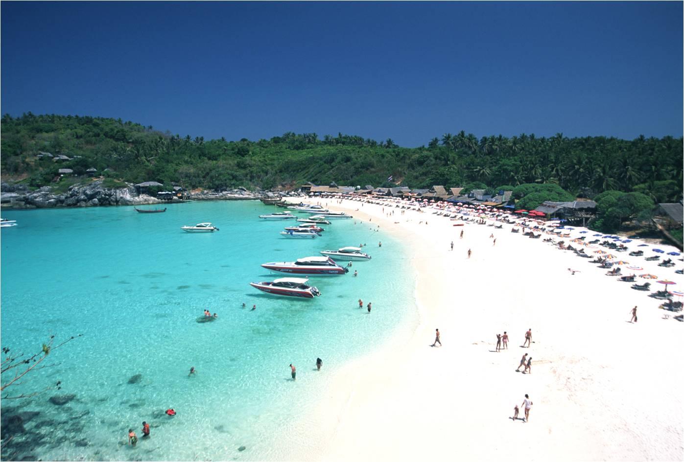 18年春节去泰国普吉岛团队旅游价钱 普吉达曼公主岛5晚7天