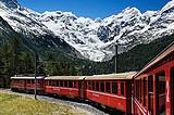 【去意大利旅游需要注意什么】金色山口火车沃韦小镇法意瑞10天