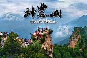 郑州周边旅游路线_郑州到神农山旅游报价_郑州神农山一日游