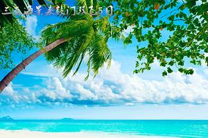 郑州出发到海南双飞5日旅游攻略_三亚海景来敲门旅游报价