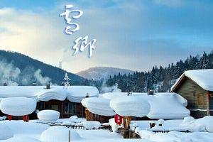 东北旅游攻略_郑州到东北哈尔冰灯雪雕、中国童话雪乡双飞五日游