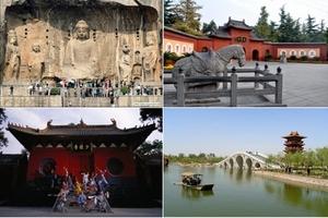 郑州周边游_郑州到少林寺、龙门石窟、白马寺、开封三日游