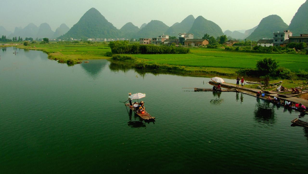 桂林大漓江风景区