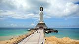 9月:海南分界洲岛、天涯海角、南山、温泉、双飞5日游