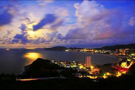 9月:广东阳江海陵岛、十里银滩、大角湾三日游