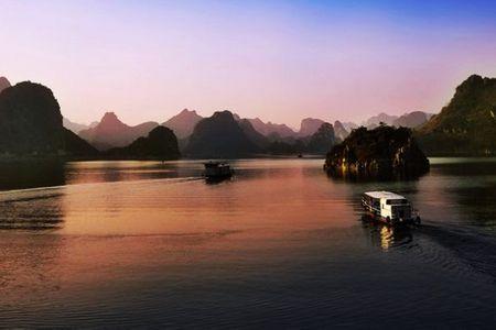 上林大龍湖游船觀光純玩一日游