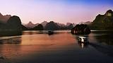 上林大龙湖游船观光纯玩一日游