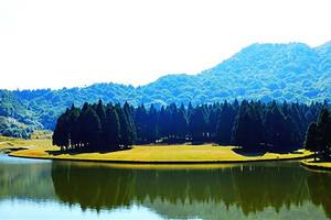 19年:南宁出发玉林大容山,莲花瀑布,欧陆风光纯玩深度二日