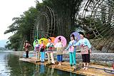 宜州刘三姐故里,船游下枧河(含船票)怀远古镇纯玩二日游