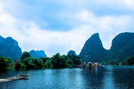 散客天天发:桂林漓江,世外桃源西街,银子岩,古东瀑布三天游
