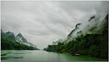 大化红水河游船,达哞小镇,都安会开花的河一日游