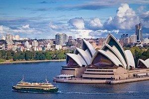 澳洲新西兰12天完美风情之旅