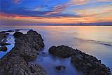 防城港白浪滩、东兴京岛金滩出海捕鱼、国门口岸纯玩二日游
