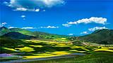 7月:兰州、青海湖、张掖七彩丹霞、嘉峪关、敦煌莫高窟、鸣沙山
