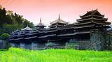 柳州程阳风雨桥丹州古城纯玩二日游