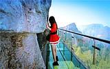 南宁柳州丹州古城,融安石门仙湖,玻璃栈道纯玩二日游