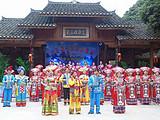 宜州刘三姐故里,流河寨,船游下枧河纯玩一日游