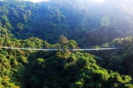 南宁出发柳州融水丹州古城、双龙沟玻璃桥纯玩2日游