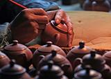 研学之旅坭兴陶文化创意产业园、刘冯故居一日游